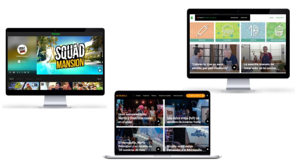 antena3.com asciende al primer puesto de los sites de televisión más visitados en España