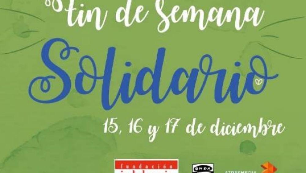 Fin de semana solidario