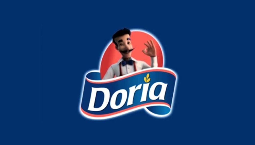 Pastas Doria y sus recetas con famosos