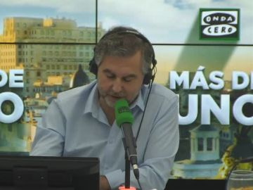 Carlos Alsina traduce el comunicado de ETA