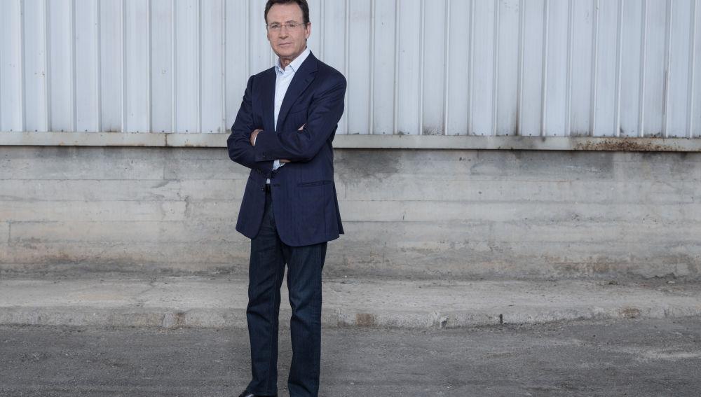 Matías Prats, premiado por su trayectoria profesional