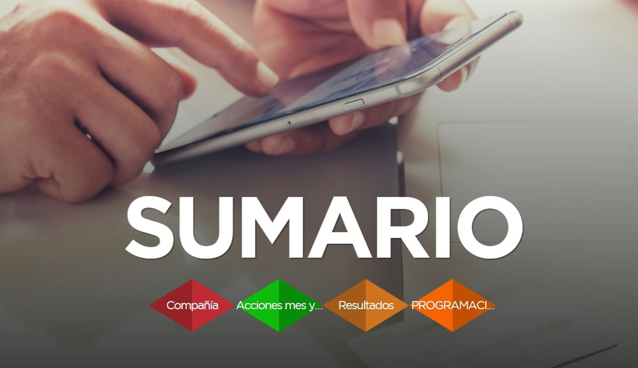 Newsletter Atresmedia Publicidad