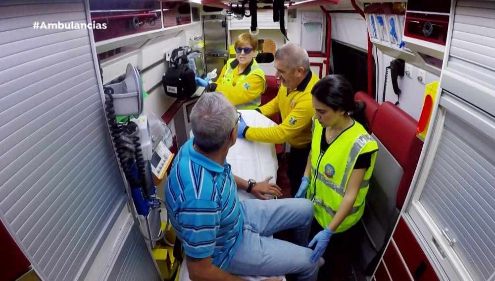 Ambulancias, en el corazón de la ciudad - Temporada 1 - Programa 1