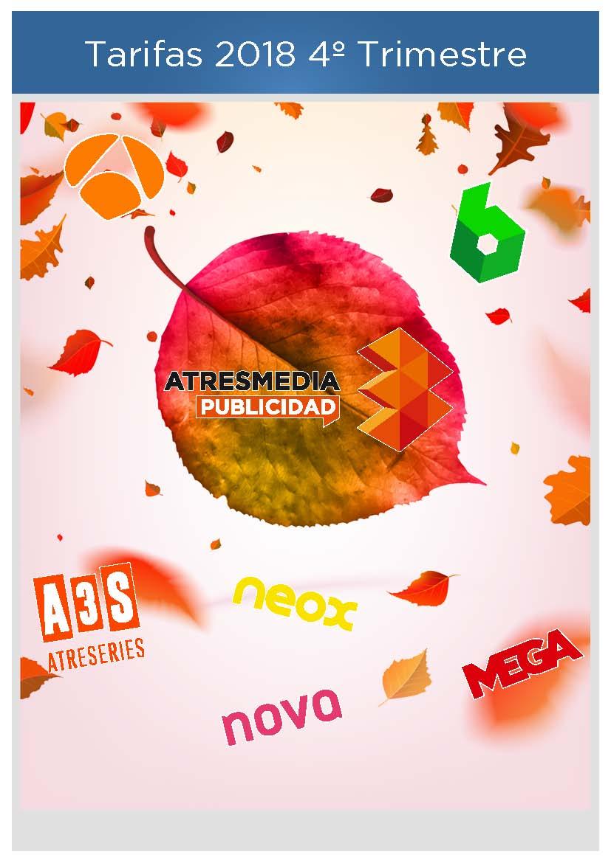 Oferta comercial 4º Trimestre 2018