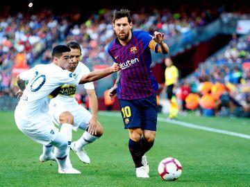 Trofeo Joan Gamper:  Barcelona - Boca Juniors