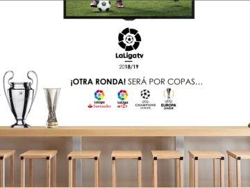 TARIFAS LALIGA TV 2018-2019