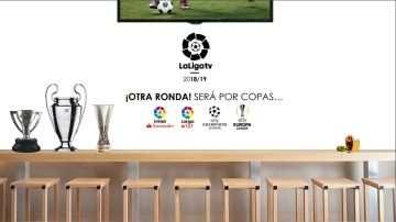 TARIFAS LALIGA TV 2018-2019