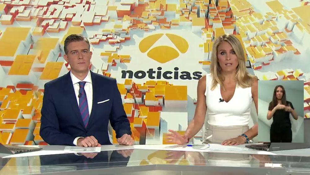 Antena 3 (12,1%) escala al liderazgo absoluto de audiencia en agosto y ratifica la primera posición de sus informativos como los más vistos de la TV