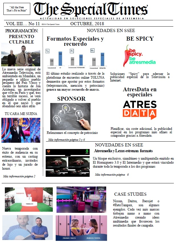 The Special Times nº11