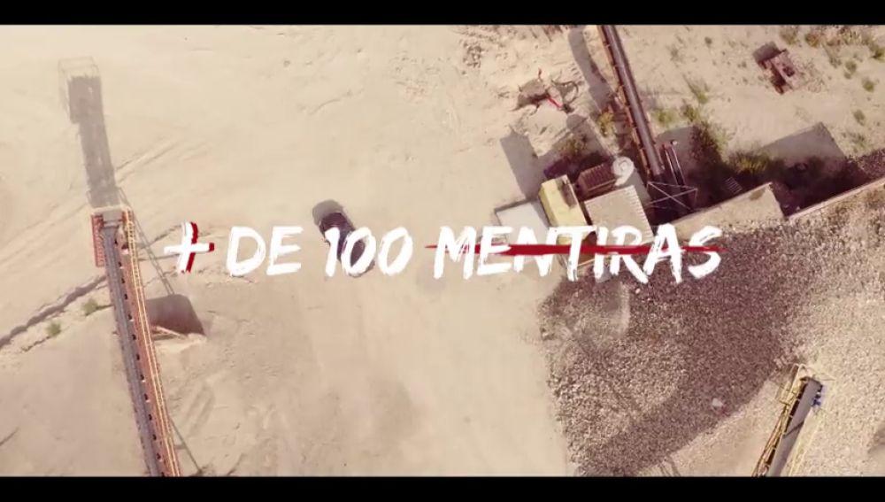 '+ De 100 Mentiras' presenta su tráiler  oficial y su gran estrategia transmedia