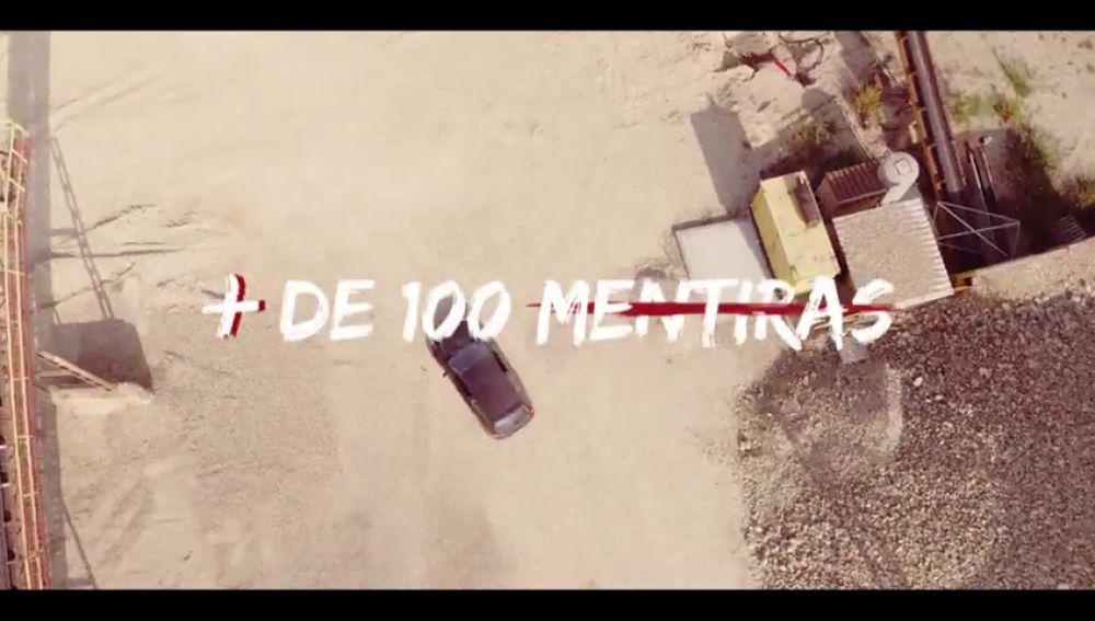 '+ De 100 Mentiras' se estrenará el  jueves 25 de octubre en Atresplayer