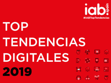 Top tendencias digitales 2019 IAB