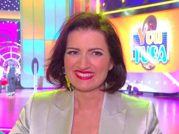 """Silvia Abril: """"Las pruebas son muy divertidas, se va a mojar mucha gente y habrá mucho tortazo"""""""