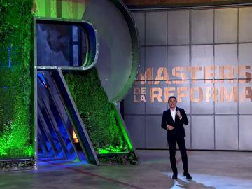 REEMPLAZO 'Masters de la reforma', la competición que unirá bricolaje y decoración en Antena 3
