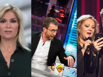 El informativo, el programa diario y el talent más visto de la televisión