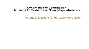 CONDICIONES DE CONTRATACIÓN TV