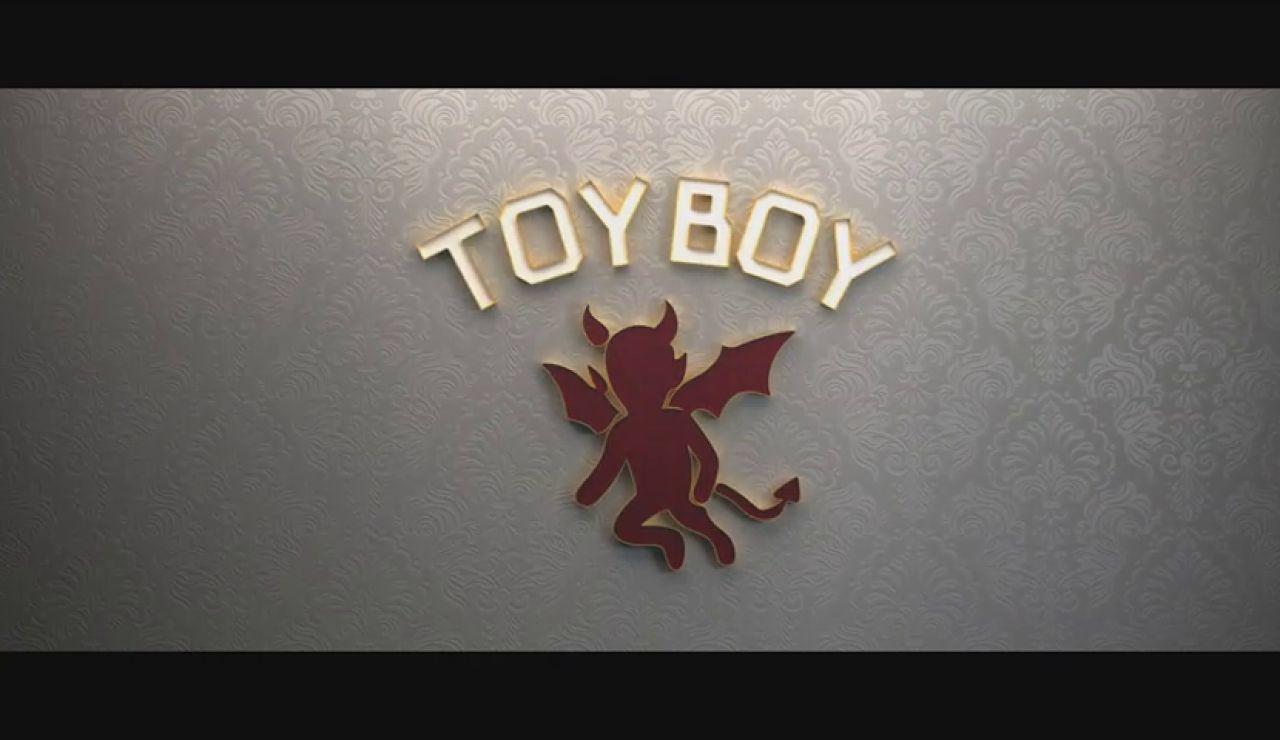 El próximo domingo, estreno de 'Toy boy' en exclusiva y sin publicidad en ATRESplayer PREMIUM