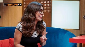 Ana Morgade en 'yu no te pierdas nada'