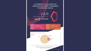 VAR: Video Advertising Reach, la primera herramienta de cálculo de cobertura de vídeo (tv y digital)
