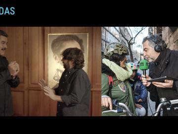 'Salvados', de Jordi Évole, y 'Más de Uno', de Carlos Alsina, reconocidos por los Premios Ondas 2019