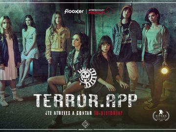 'Terror.app', la nueva serie de ATRESplayer