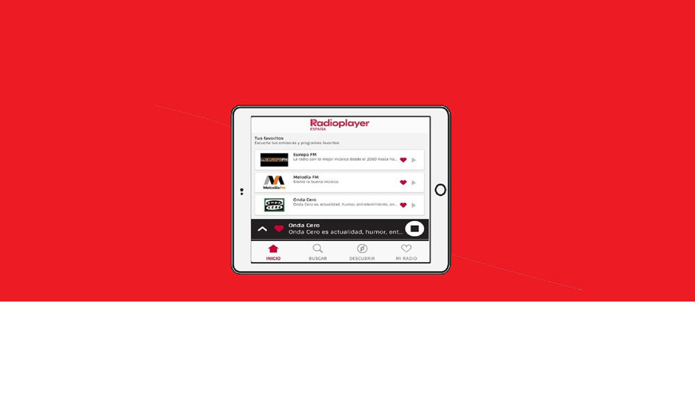 NUEVA PLATAFORMA WEB Y APP DE STREAMING
