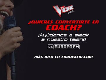 Conviértete en nuestro coach para La Voz 2020