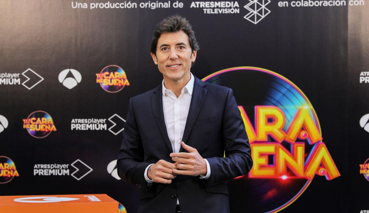 Manel Fuentes desvela la fórmula del éxito de 'Tu cara me suena'