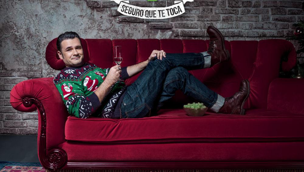 Iñaki López dará las Campanadas de laSexta