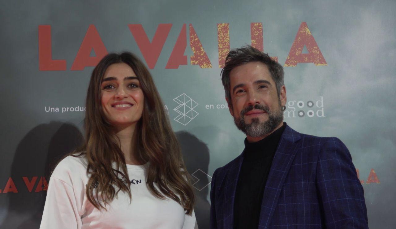 Olivia Molina y Unax Ugalde: