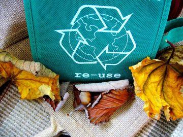 Bolsa de reciclaje