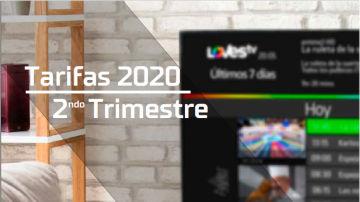 OFERTA COMERCIAL TV 2º TRIMESTRE 2020