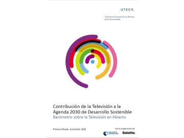 Barómetro TV: Contribución de la Televisión en Abierto a la Agenda 2030