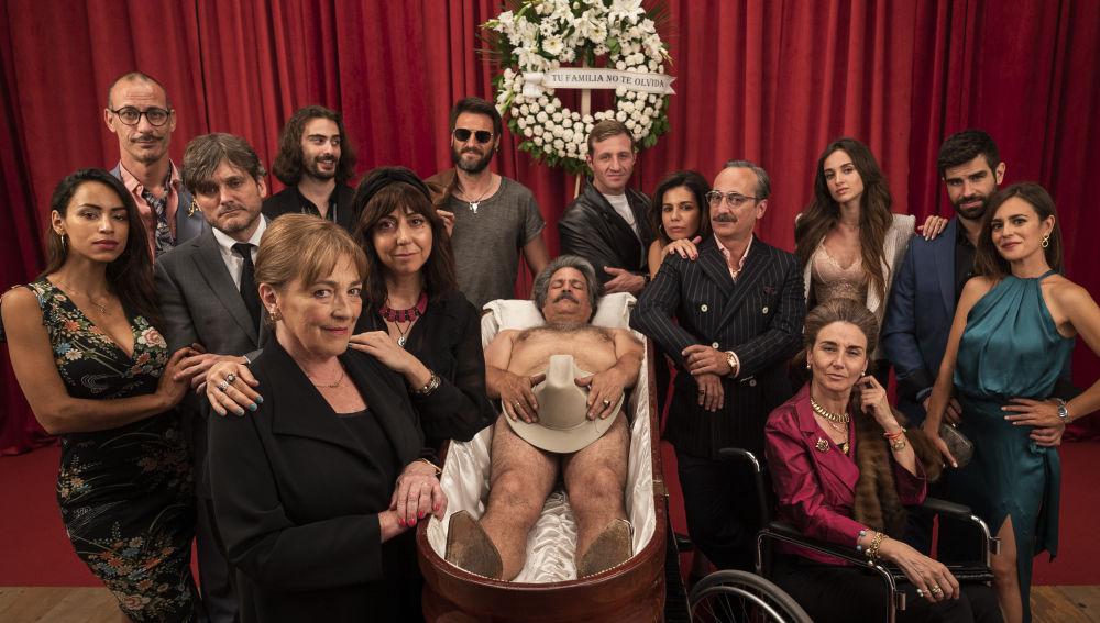 'Deudas', nueva serie de Antena 3, completa su reparto e inicia su rodaje