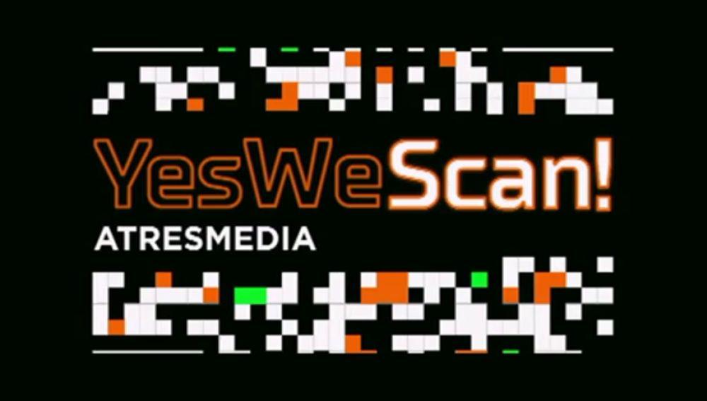 Atresmedia apuesta por la interactividad: YES WE SCAN