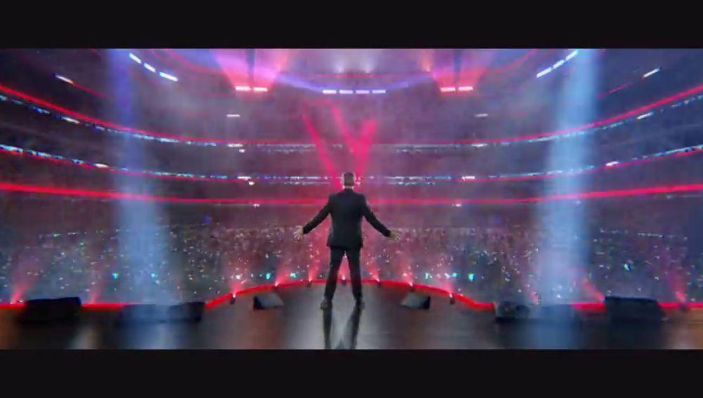 Los coaches de 'La Voz' toman los mandos del talent en la espectacular promo de la nueva edición de Antena 3