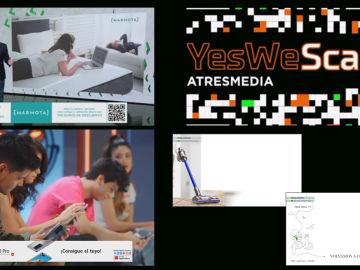 Atresmedia vuelve a innovar con nuevos formatos publicitarios interactivos