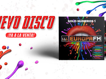 Disco de Europa FM: ¡Ya a la venta!