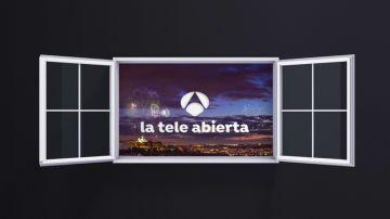 Antena 3 lanza 'La tele abierta', su nueva campaña con la que refuerza su modelo de TV y su compromiso diario con los espectadores