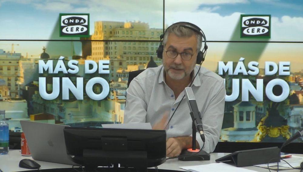 Monólogo de Carlos Alsina 27/10/2020