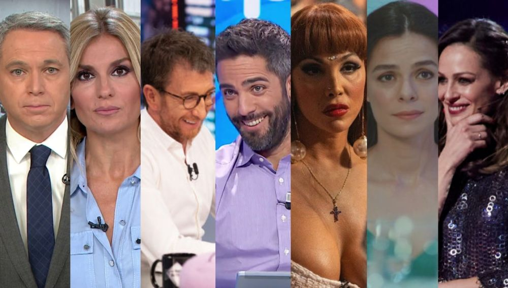Audiencias octubre 2020
