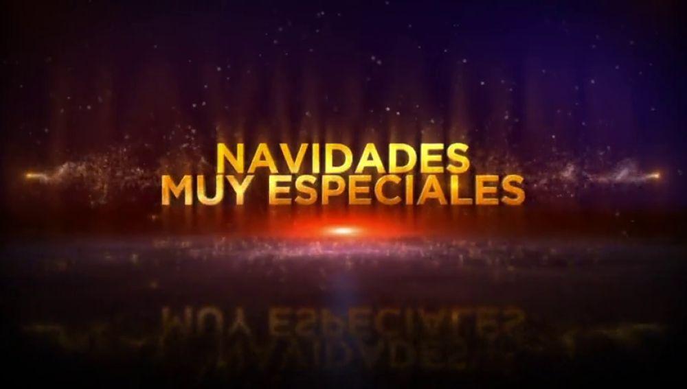 Una Navidad muy especial en Antena 3