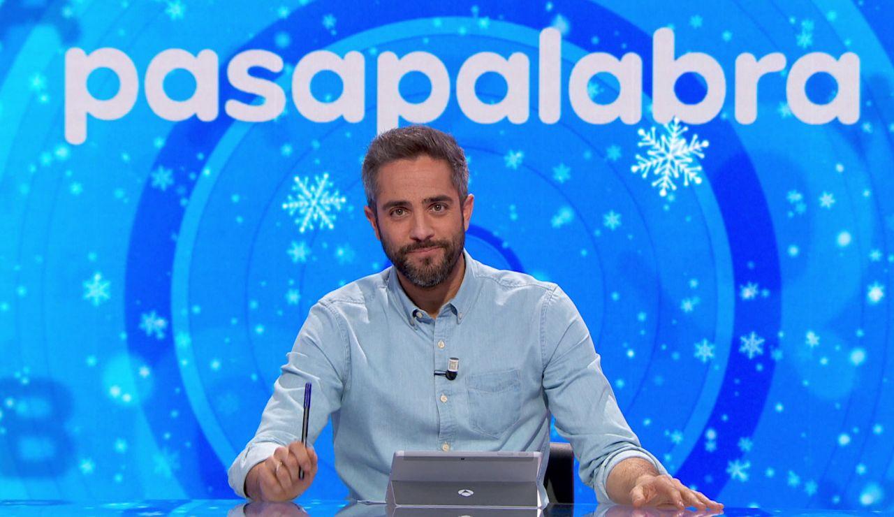 Un programa especial en 'Pasapalabra': ¡el bote alcanza 1.000.000 de euros!