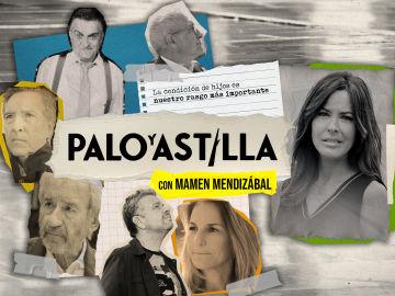 Cartel Palo y Astilla