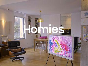 """Los televisores Lifestyle de Samsung, protagonistas de un nuevo espacio televisivo en Atresmedia: """"Samsung Homies"""""""