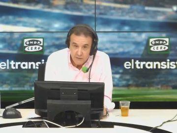 José Ramón de la Morena anuncia que deja la radio tras 40 años como referente en la información deportiva, para emprender nuevos proyectos vitales