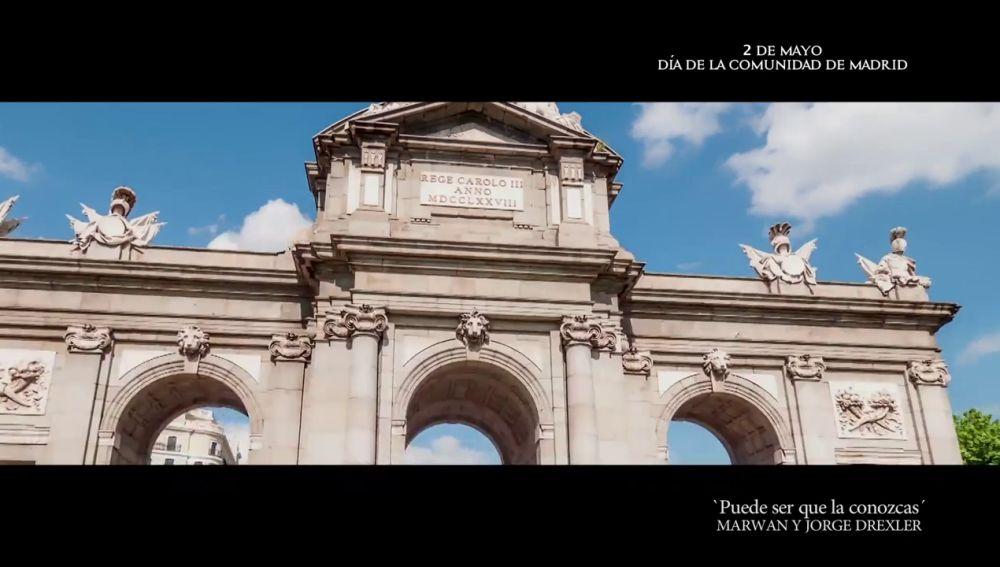 """Madrid, protagonista en la campaña """"La Televisión de un gran país"""" de ATRESMEDIA"""