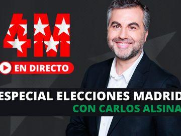 Elecciones Madrid: sondeos, participación, cómo van, quién va a ganar, resultados y últimas noticias hoy, en directo