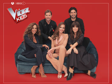 Descubre los carteles oficiales de la nueva edición de 'La Voz Kids'