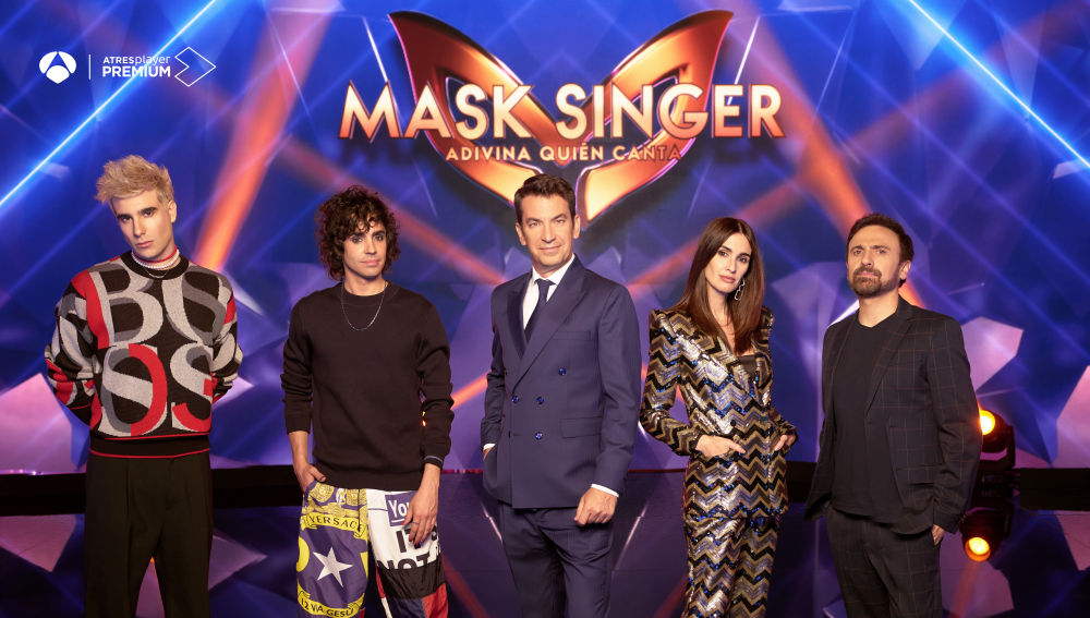 'Mask Singer 2': dónde y cuándo ver la primera gala del programa